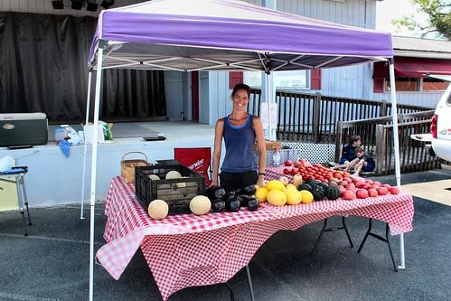 Mocksville Farmers Market 2017