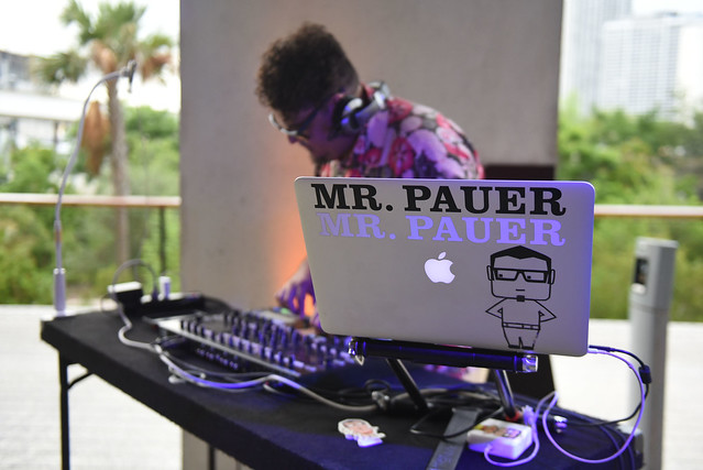 Mr. Pauer Spinning
