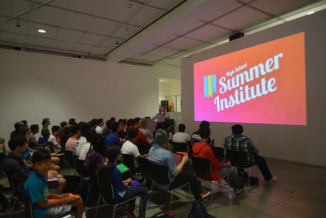 Day 1 - Game Lab High School Summer Institute