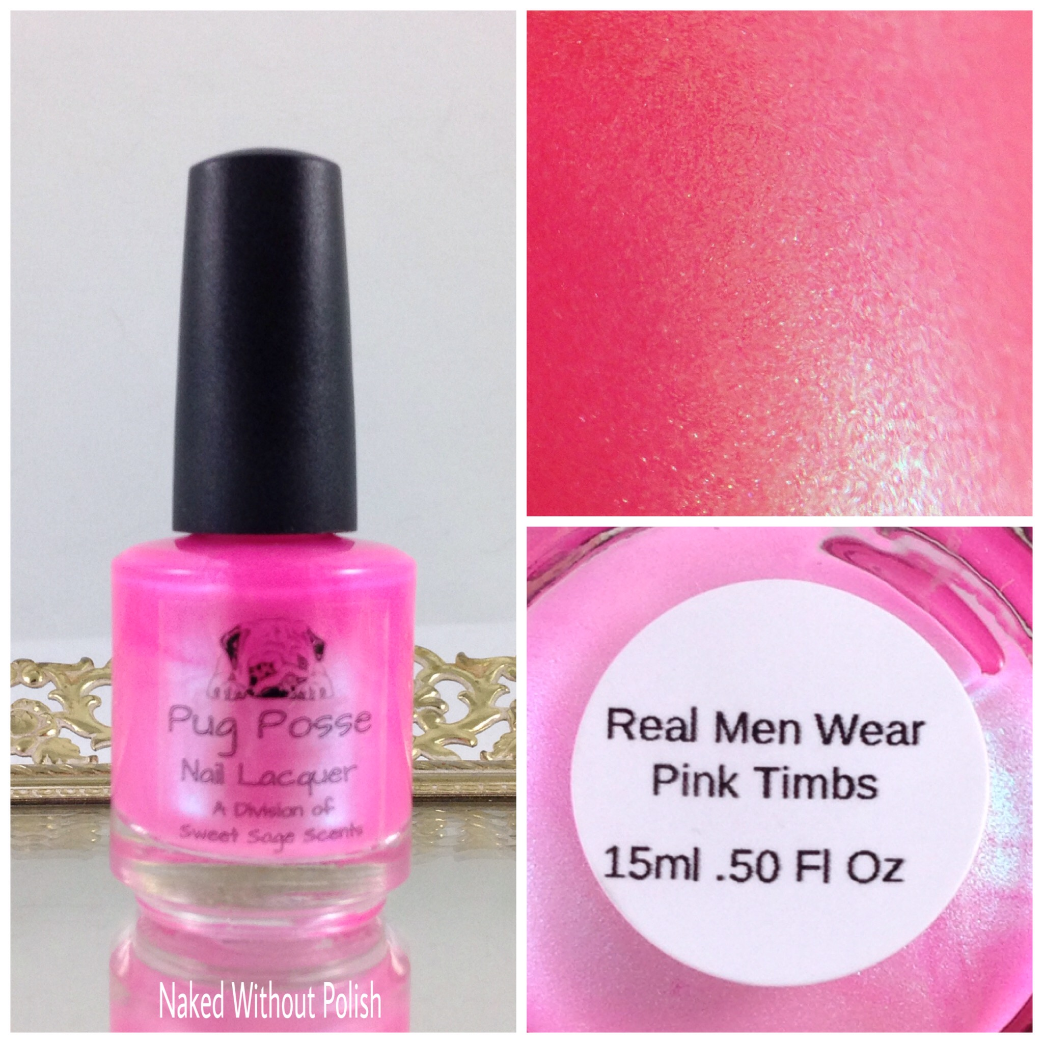 Pug-Posse-Nail-Lacquer-Real-Men-Wear-Pink-Timbs-1