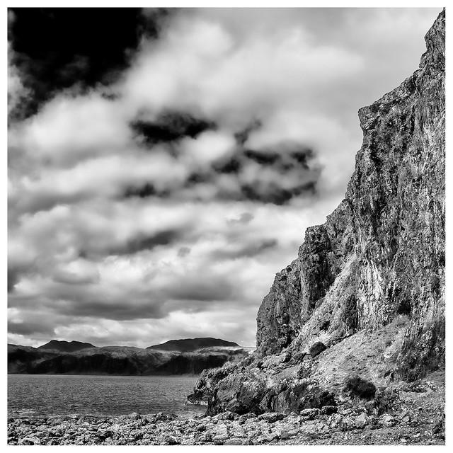 Headland , Seil Island, Fujifilm X-Pro1, XF27mmF2.8