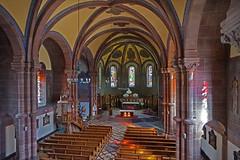 L'église Saint-Martin (Niederbronn-les-Bains) - Photo of Uberach