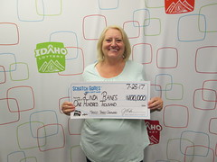 Linda Raines - $100,000 - Mango Tango - Idaho Falls - Country Corner