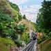 Train to Penang Hill in Malaysia