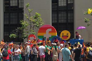 SF Pride - Hitech Facebook