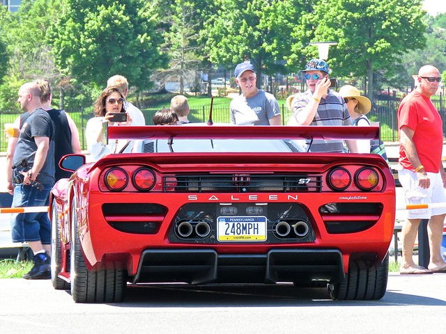 Saleen S7 Twin Turbo Competition 1
