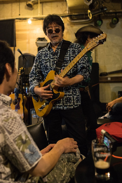 Johnny Winter Tribute Festival 2 - 小出斉 live at Golden Egg, Tokyo, 16 Jul 2017 -7M2-00015