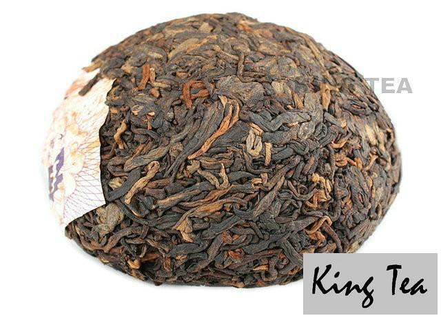 Free Shipping 2010 TAE TEA DaYi Royal Tuo China YunNan MengHai Chinese Puer Puerh Ripe Tea Cooked Shou Shu Cha Slim