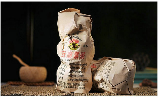 2007 XiaGuan BaoYan Mushroom Tuo Bowl 250g * 3 = 750g YunNan MengHai Organic Pu'er Raw Tea Weight Loss Slim Beauty Sheng Cha