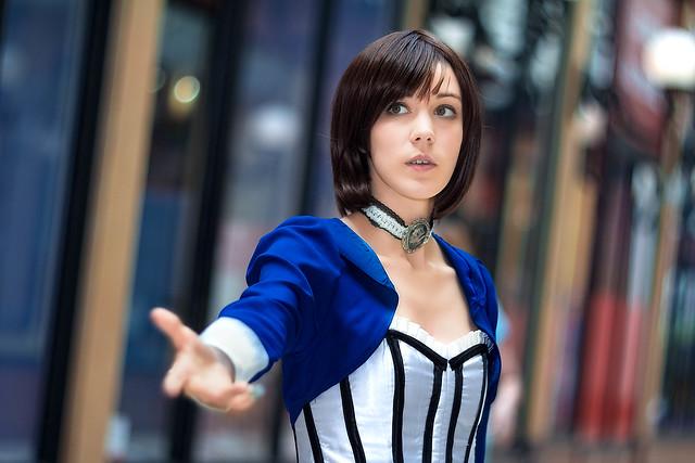 Elizabeth (Bioshock Infinite), Canon EOS 70D, Canon EF 35-80mm f/4-5.6