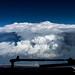 40,000ft tall Cumulonimbus by gc232