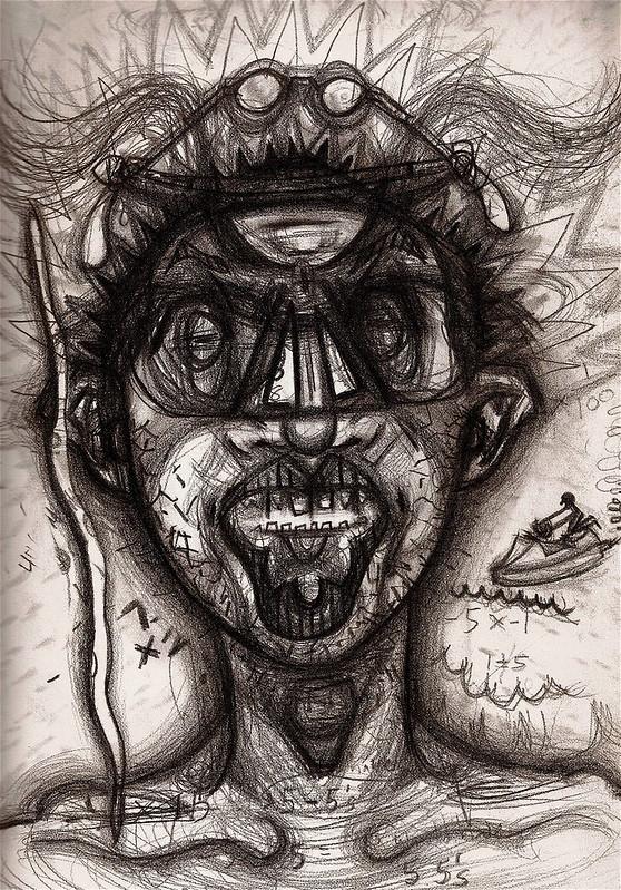 Bryan Lewis Saunders - DRUGS