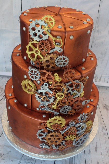 Cake by Jennifer Reine