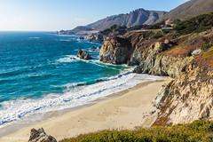 Etats-Unis Côte pacifique De Monterey à Big Sur via Carmel Eté 2015