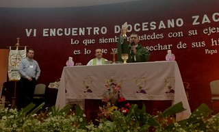 Visita misionera Zacatecas