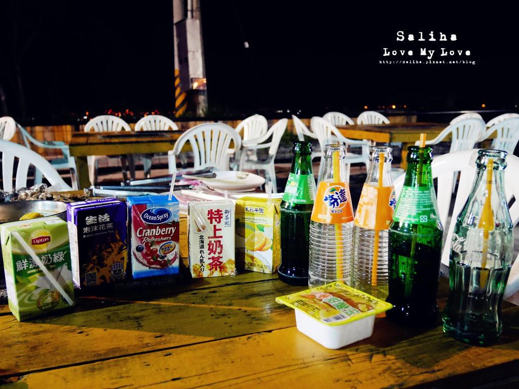 台中沙鹿區夜景餐廳推薦蠔膽你來露天燒烤吃到飽 (5)