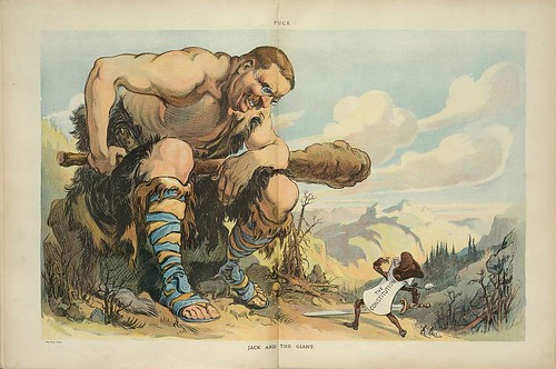 jack and the giant (1907)