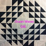 Ocean Waves QAL Button