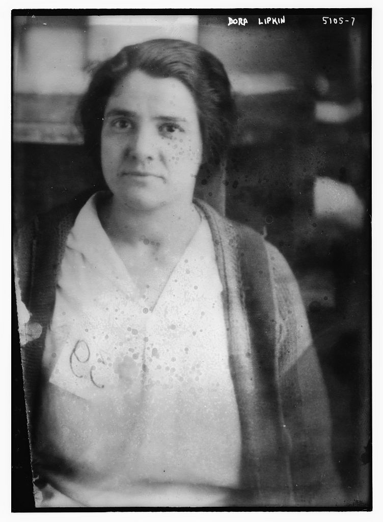 Dora Lipkin (LOC)