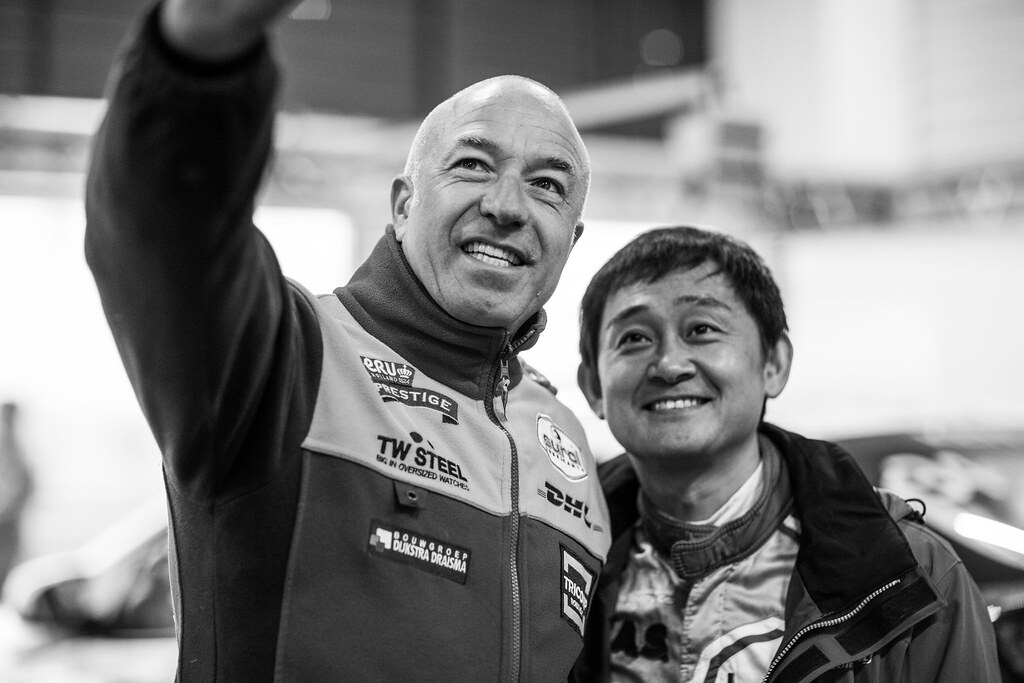 CORONEL Tom (ned) Chevrolet RML Cruze team ROAL Motorsport ambiance portrait, MICHIGAMI Ryo (jpn) Honda Civic team Honda racing team Jas ambiance portrait during the 2017 FIA WTCC World Touring Car Race of Argentina at Termas de Rio Hondo, Argentina on july 14 to 16 - Photo Alexandre Guillaumot / DPPI