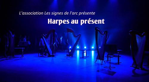 2017 Harpes au Présent