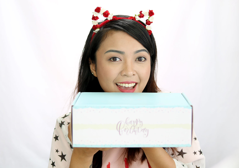 1 Althea korea birthday Box Haul Review Unboxing - She Sings Beauty by Gen-zel