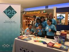 Hawaiian Electric at Kahala Mall's 2017 Keiki Day - July 22, 2017: Team Hawaiian Electric ready for Keiki Day!