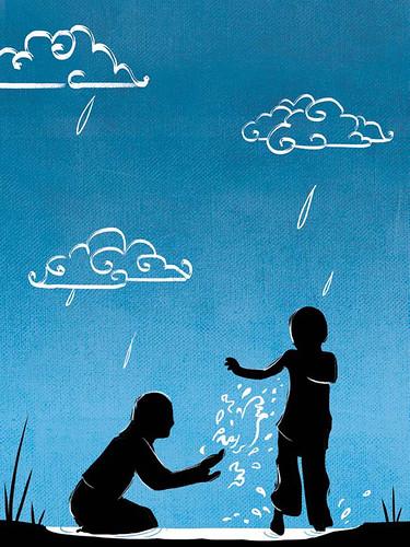 मानसून - वर्षा लाती है कहानियाँ
