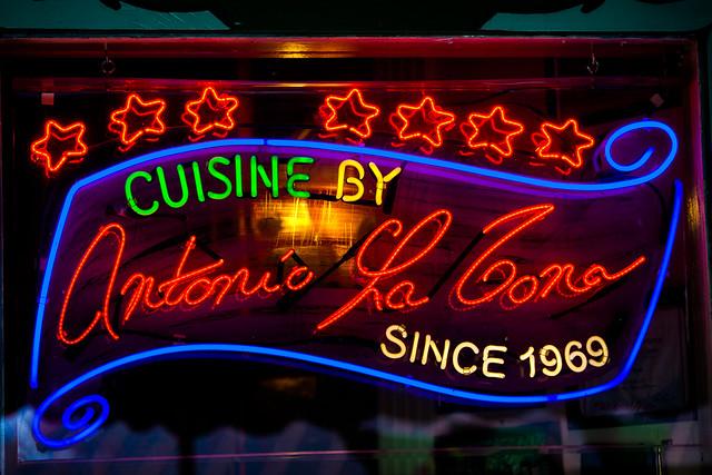 Cuisine by Antonio La Zona