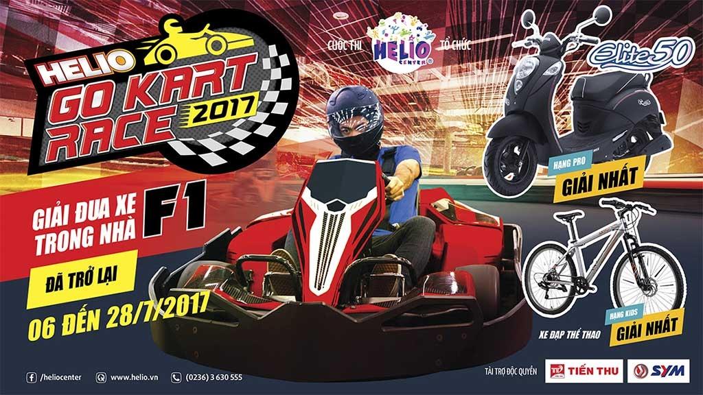 Helio Go Kart Race 2017 1