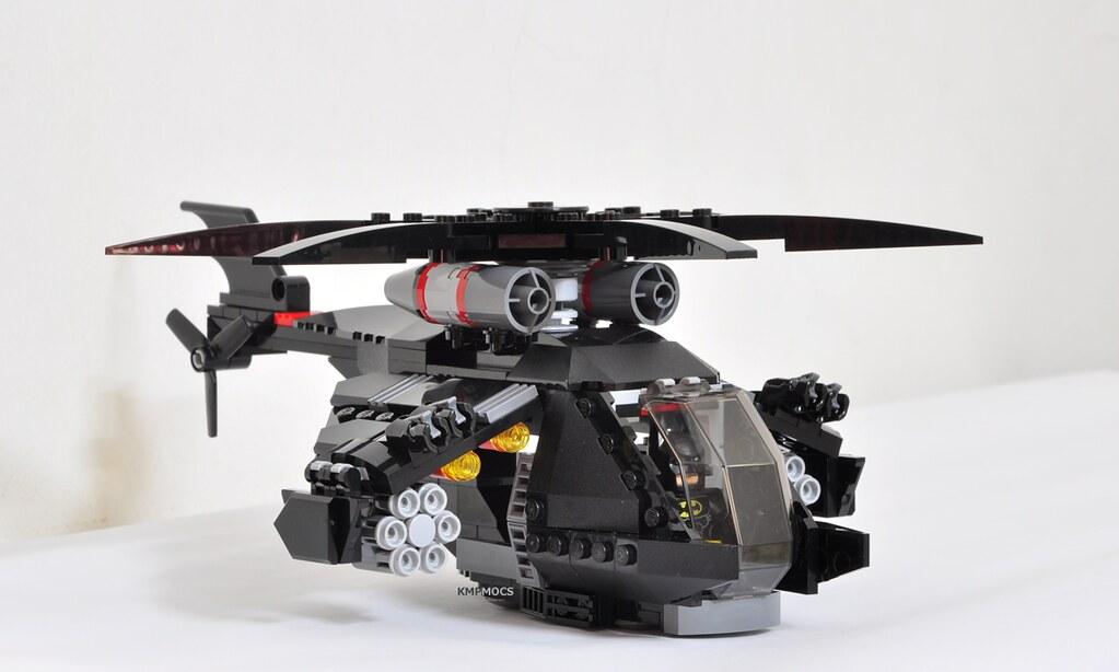Bat Wolf of Lego Batman Movie