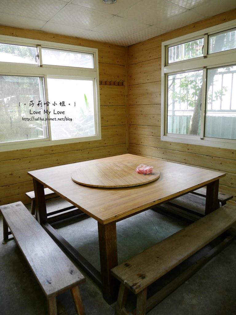 陽明山山產料理餐廳大樹下小饅頭 (4)