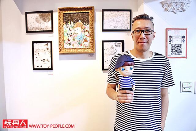 Kasing Lung 龍家昇【✨✨✨The Boy Who Drank Stars✨✨✨】2017 台北個展現場報導