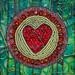Signature Heart Mosaics
