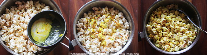 How to make Salted popcorn recipe - Step5