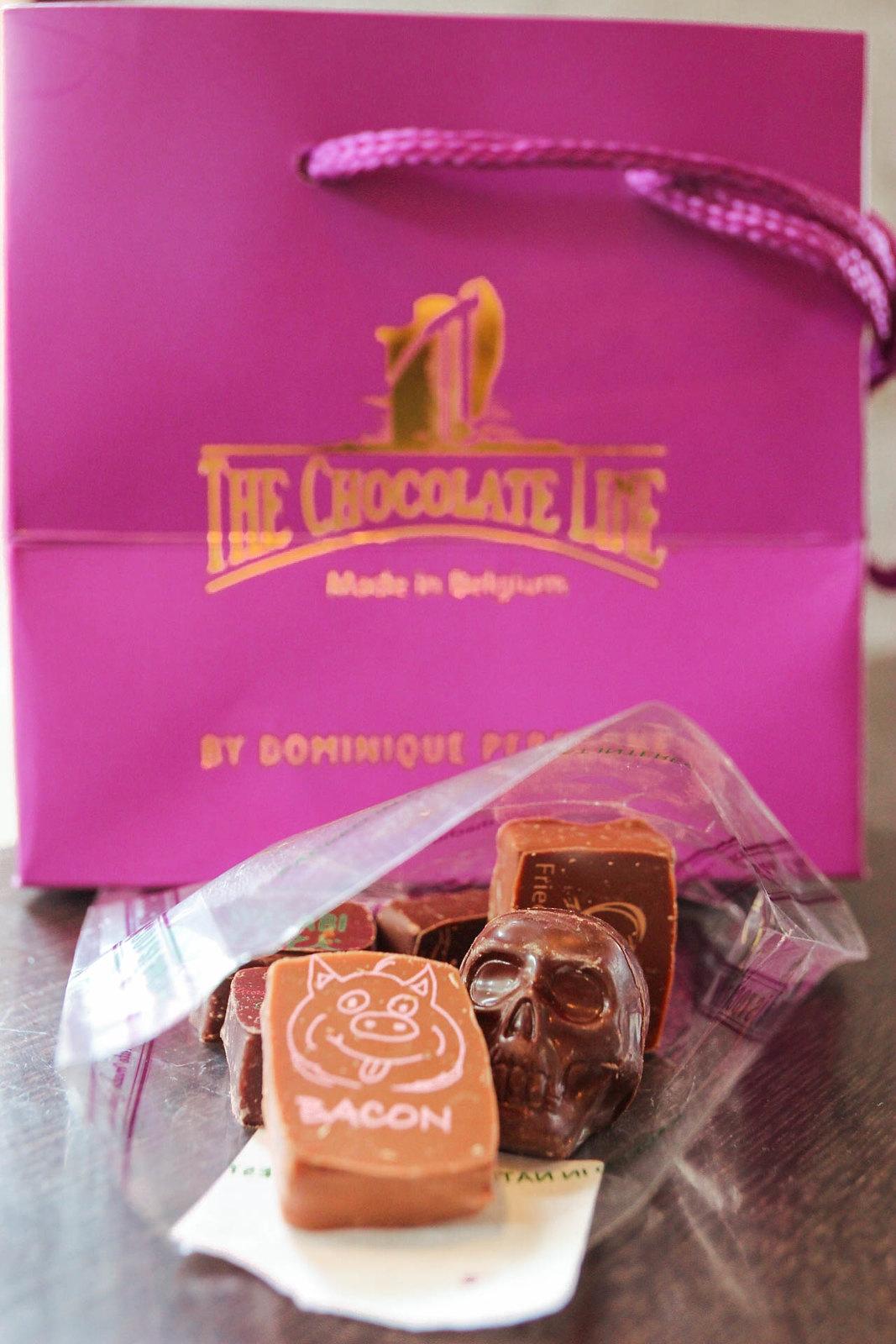 Chocolate Line Bruges