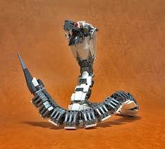 LEGO Mecha King cobra-08