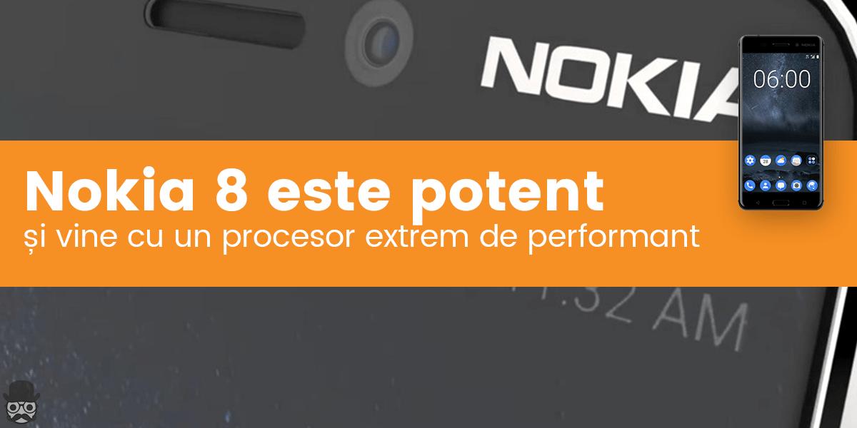 Nokia 8 pare sa fie primul telefon de top al companiei 138