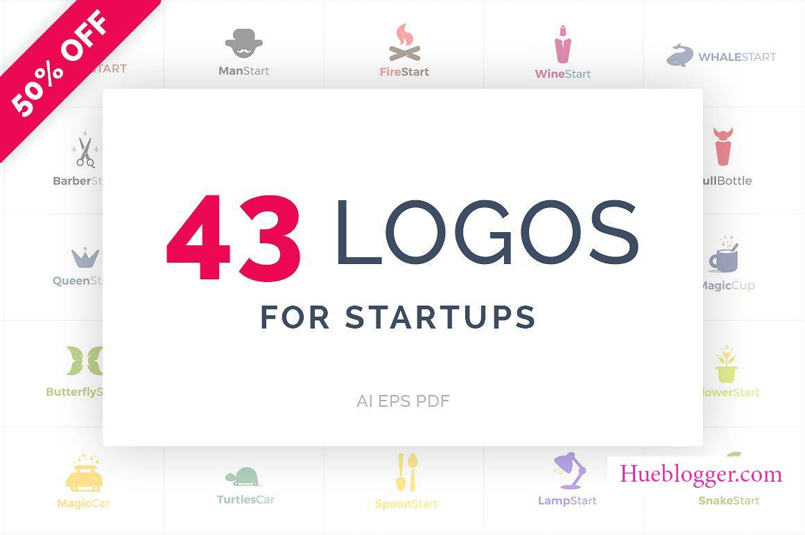 40+ vector logo các ngành nghề