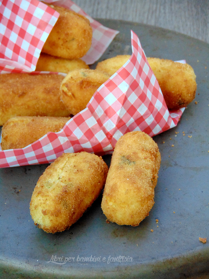 crocche di patate 8