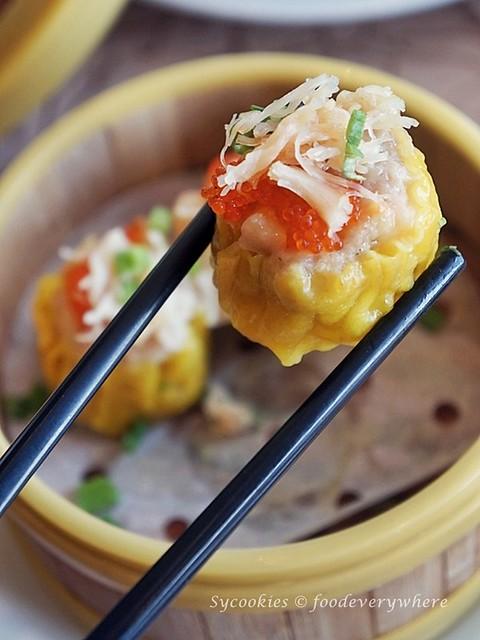 3.Oriental Chinese Cuisine @Pullman's Hotel Dim Sum