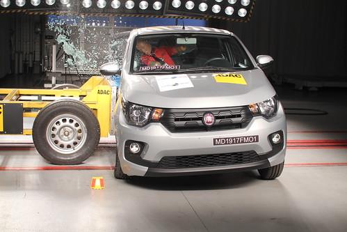 Fiat Mobi LatinNCAP