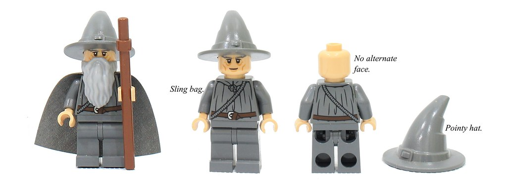 The Fellowship of the Ring Collection. - LEGO Historic Themes ...