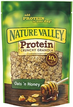 Nature Valley Crunchy Granola