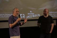 Fernando Trueba ( Jazzinema II ) © Lolo Vasco_Heineken Jazzaldia_2017_52