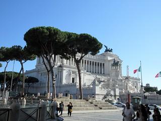 Rome_Italy_Vittorio Emanuele Monument_3754