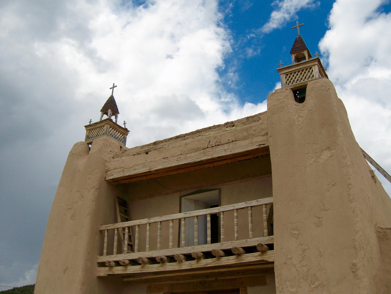 New mexico taos county penasco - Lastrampas Newmexico Adobe Church Sanjos Delagracia