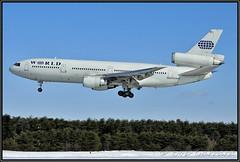 N136WA World Airways