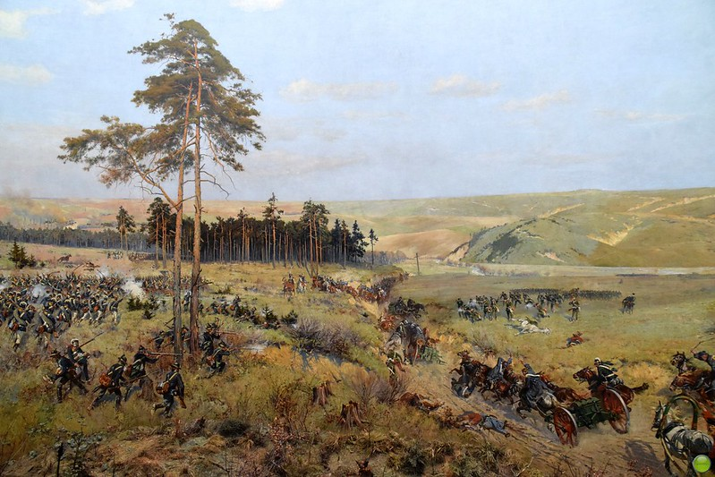 Panorama of the Battle of Racławice (6/11)