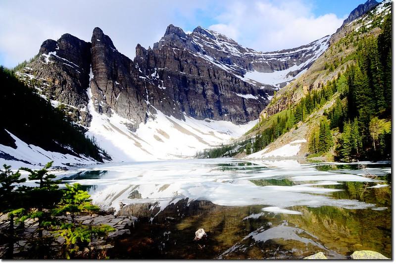 Lake Agnes 2